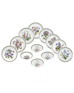 Portmeirion Botanic Garden 12 Piece Set – Made in England