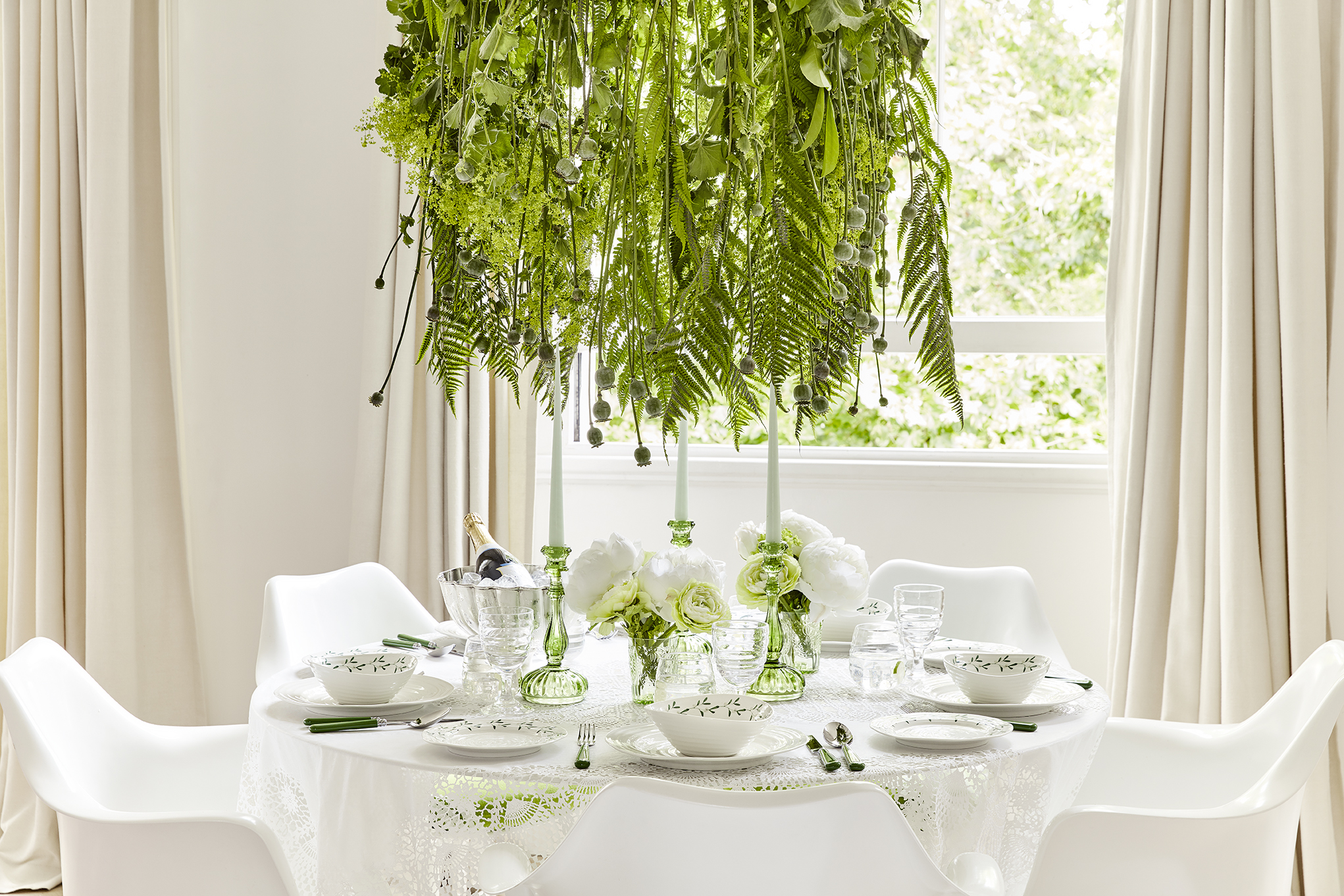 Sophie Conran for Portmeirion Mistletoe collection