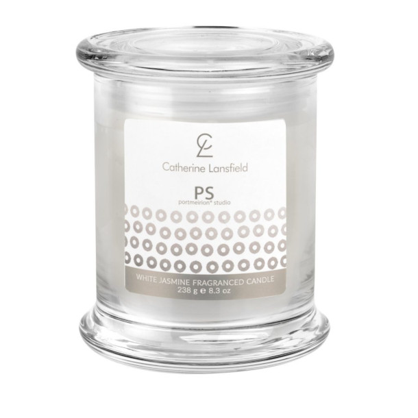 catherine lansfield silver candle portmeirion
