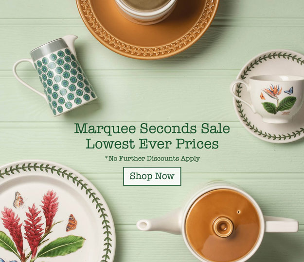 Marquee Seconds Sale