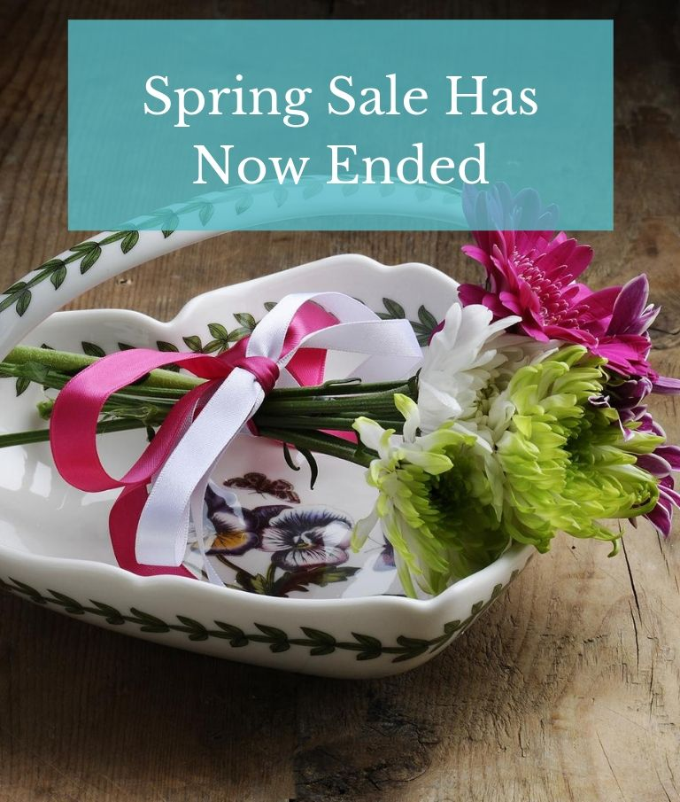 Spode 2019 March outlet Sale Has Ended