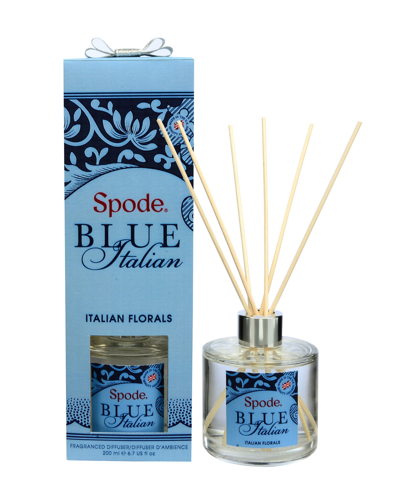 Spode Blue Italian Home Fragrance