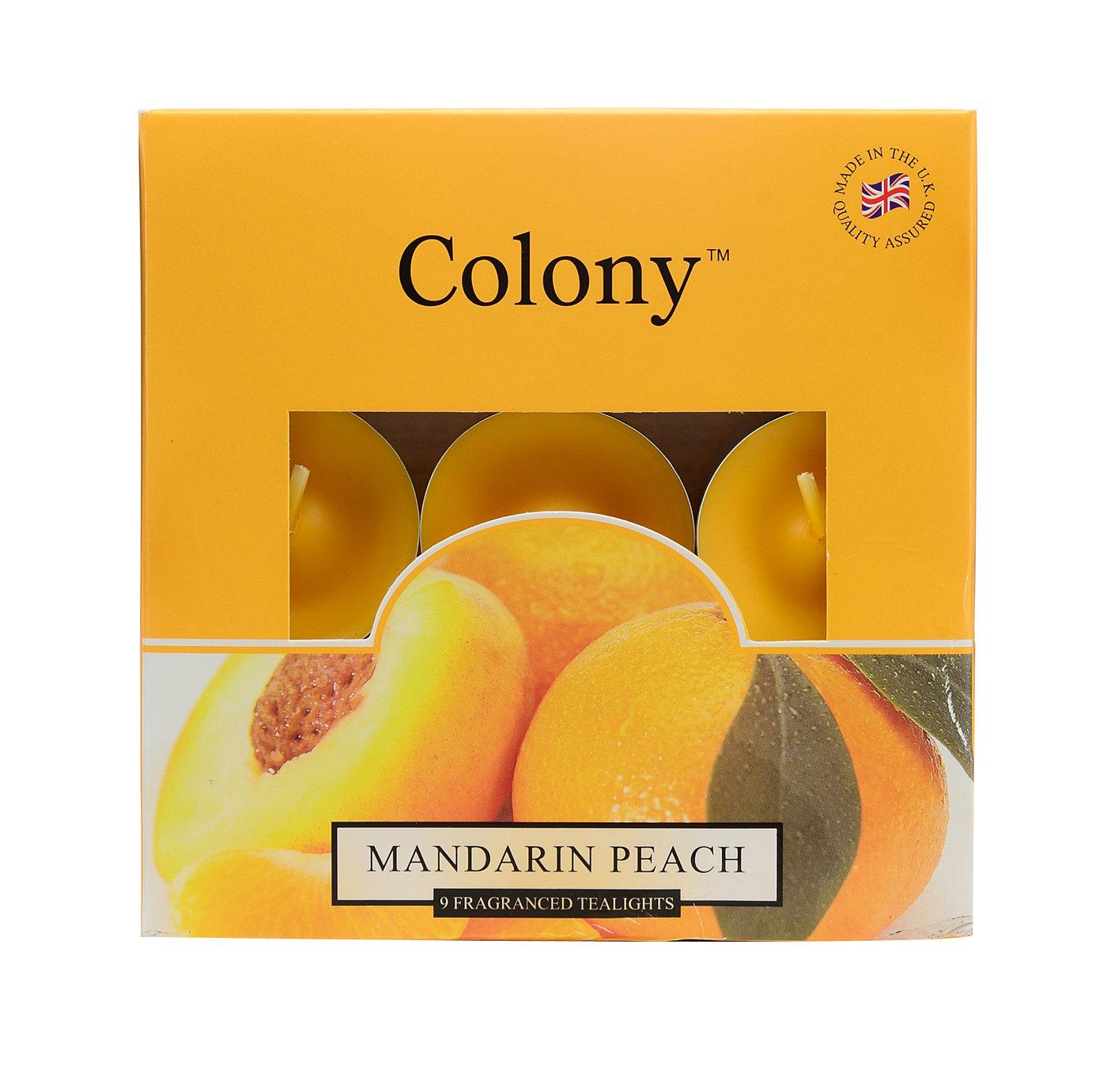 Mandarin Peach