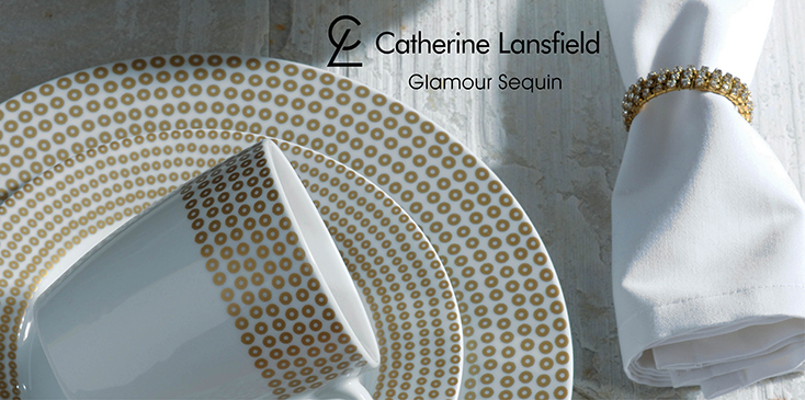 Studio Glamour Sequin (Gold)