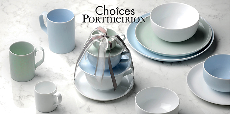 Portmeirion Choices