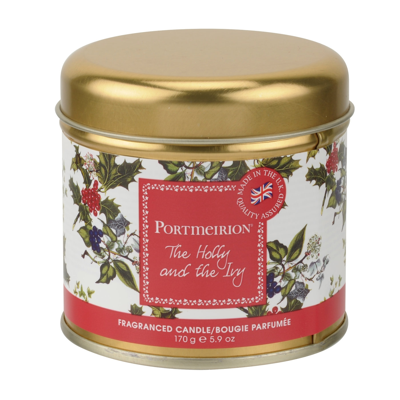 Portmeirion The Holly & The Ivy Home Fragrance