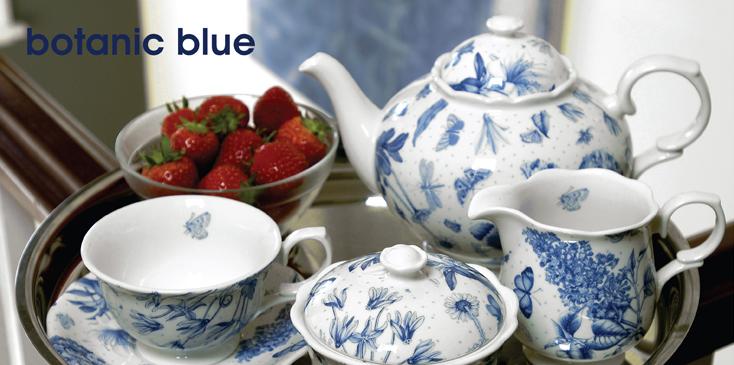Botanic Blue